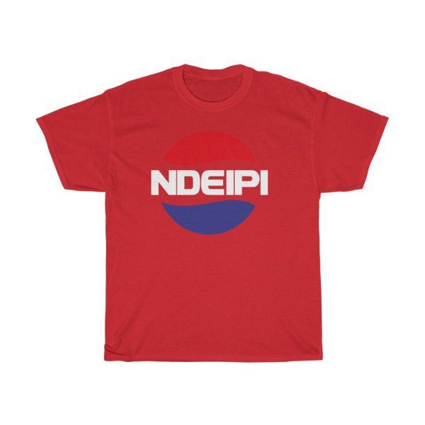 Zimbabwe Ndeipi Pepsi Parody T Shirt (S to 5XL)