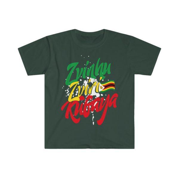 Zvinhu Zvirikufaya Zimbo Zimbabwean T Shirt
