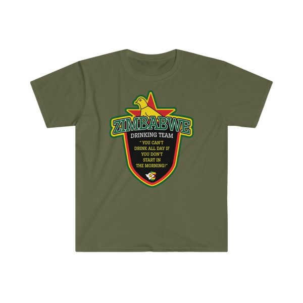 Zimbabwe Drinking Team Shield 2